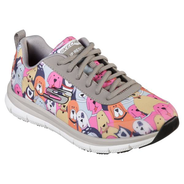 c9e9824182e1 Skechers Women s Comfort Flex SR HC Pro SR Shoes