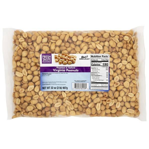 32 oz Virginia Peanuts