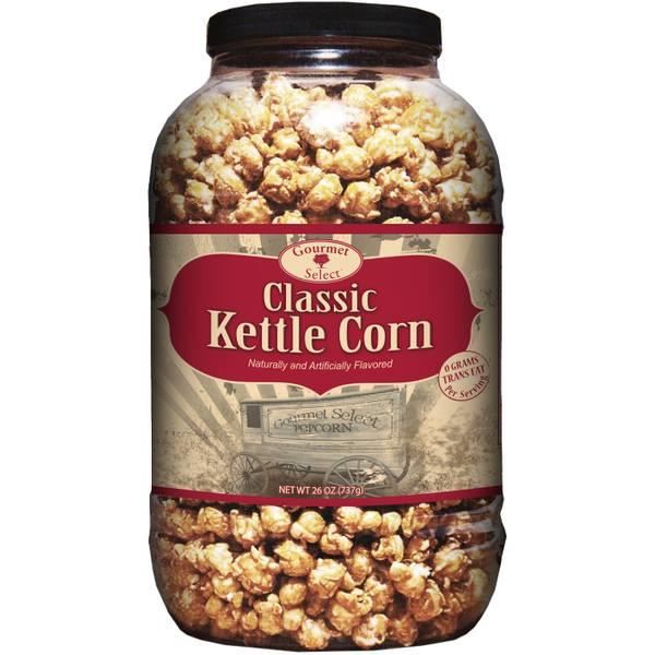 26 oz Kettle Corn Barrel