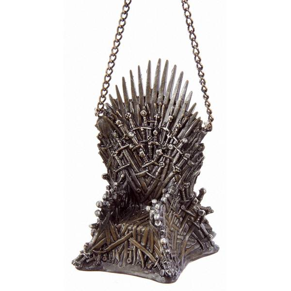 "3"" Game of Thrones Throne Ornament"