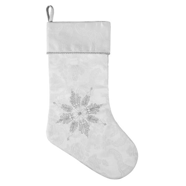 Silver Frost Stocking