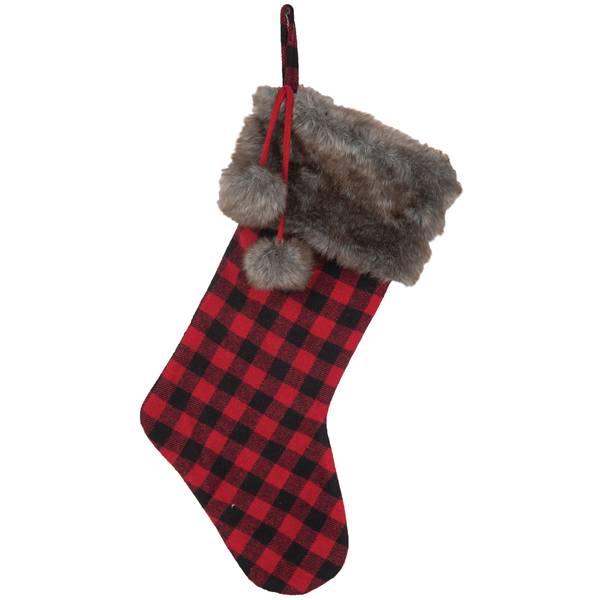 Buffalo Check Stocking