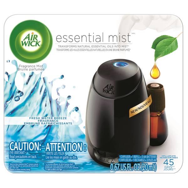 Essential Mist Kit Fresh Water