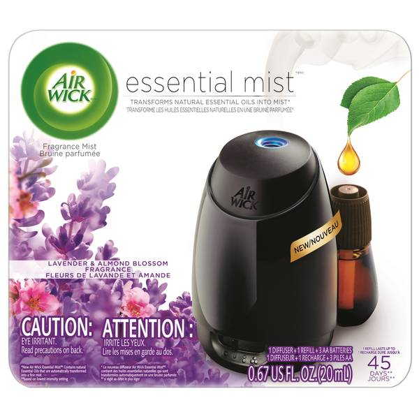 Essential Mist Kit Lavender & Almond