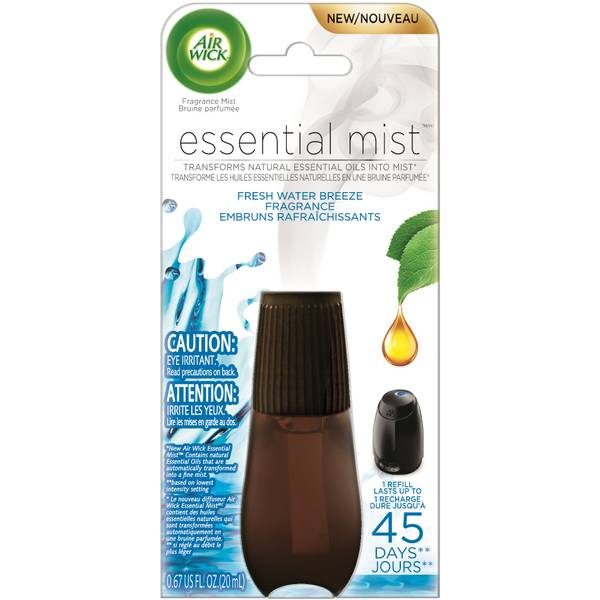 Essential Mist Fresh Water Breeze