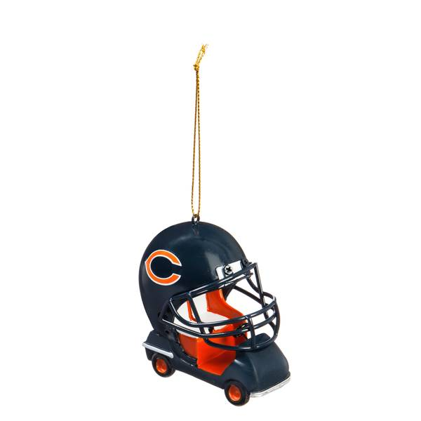 Chicago Bears Field Car Ornament