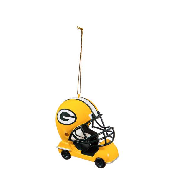 Green Bay Packers Field Car Ornament