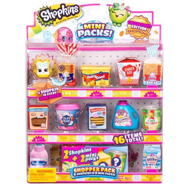 Collectors Pack Shopkins S10 Mini Pack