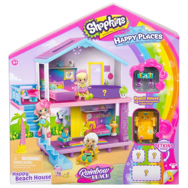 Happy Places S5 Beach House Playset