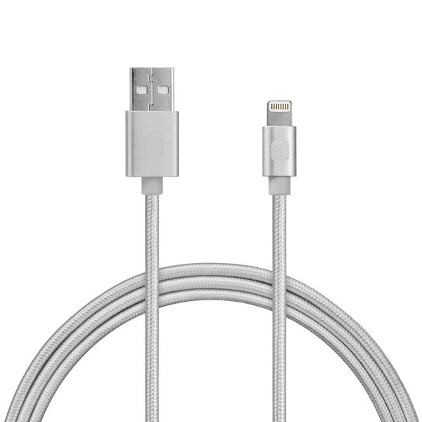 6' Aluminum Lightning Cable