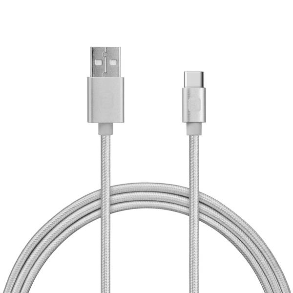 6' Type C-Male USB 2.0 Cable