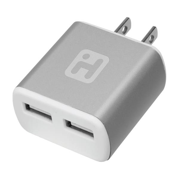 2.1A 2 Port Wall Charger