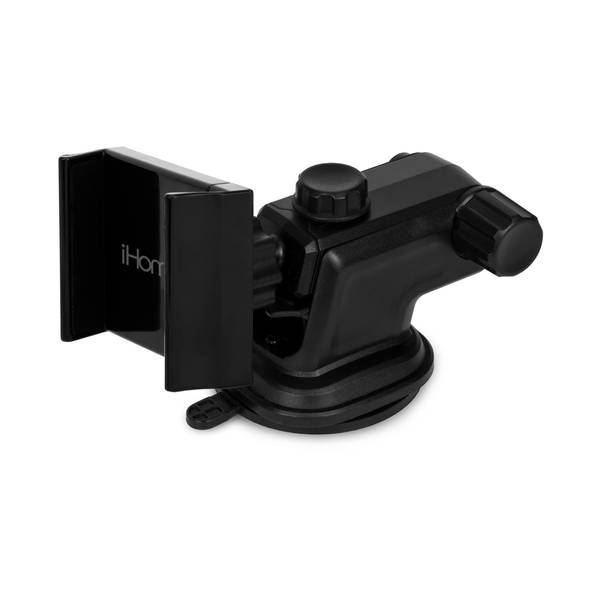 Dashboard Suction Cup Car Mount Black