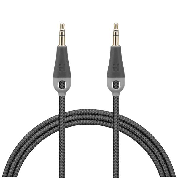 10' Nylon Cable with Strain Relief