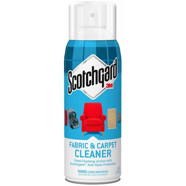 14 oz Scotchgard Fabric & Carpet Cleaner