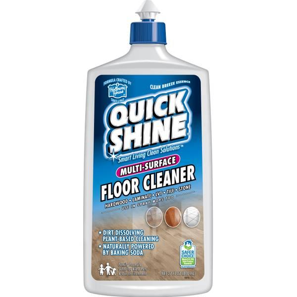 27 oz Quick Shine Multi-Surface Floor Cleaner