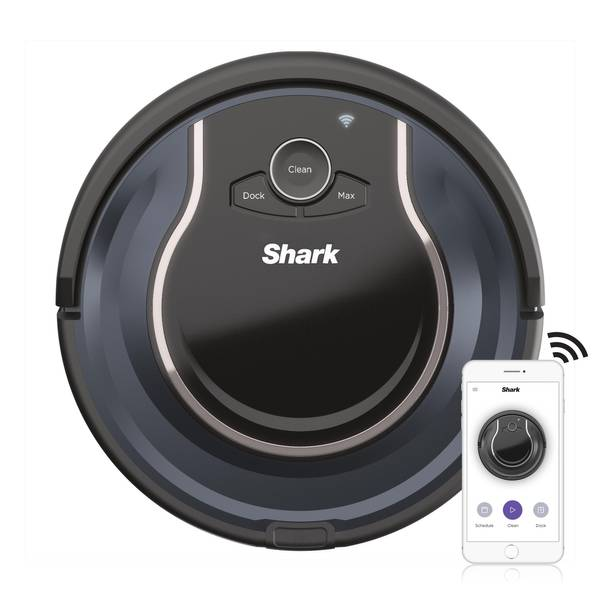 Ion Robot Vacuum Cleaner