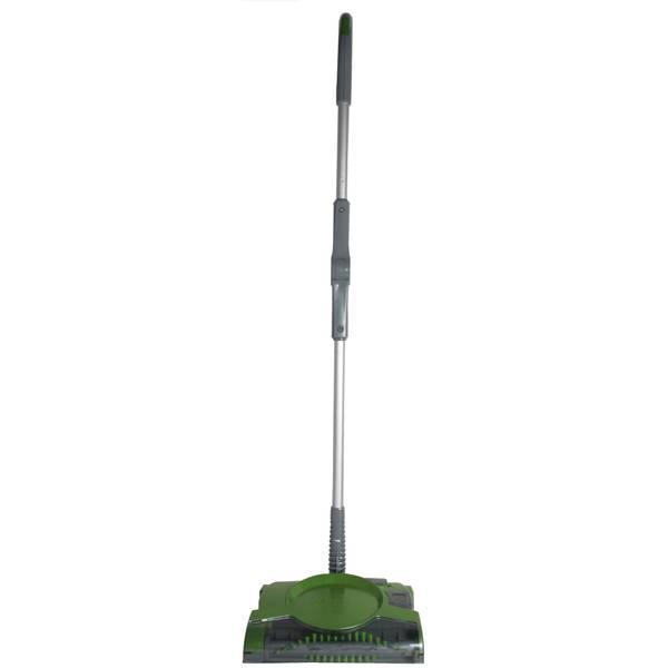 10'' Rechargeable Floor & Carpet Sweeper
