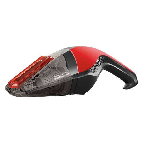 Quick Flip Cordless Hand Vacuum