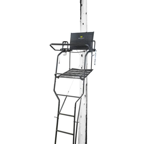 Hawk Treestands 20′ Bighorn Ladder Stand