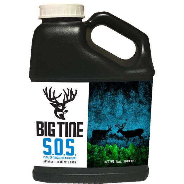Big Tine 1 Gallon SOS Soil Optimization Solution