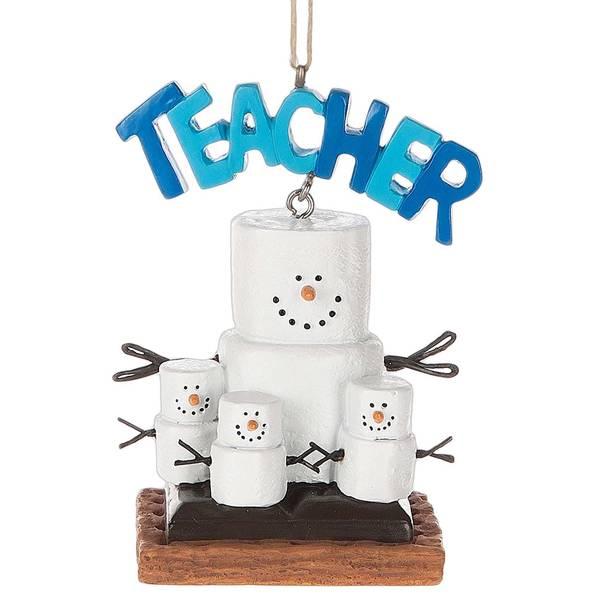 S'mores Teacher Ornament