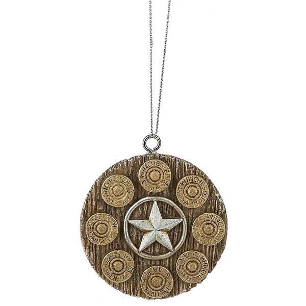Shotgun Shell Ornament