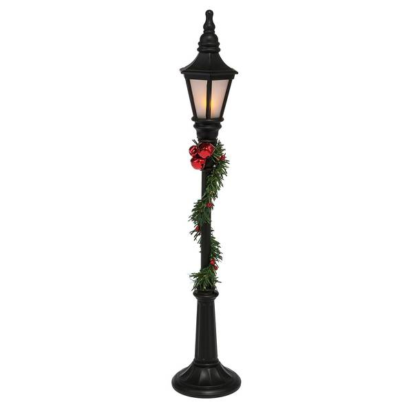 "18"" Lighted LED Lamp Post"