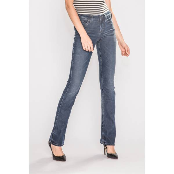 beeeca95 Silver Jeans Misses' Indigo Aiko Slim Bootcut Jeans