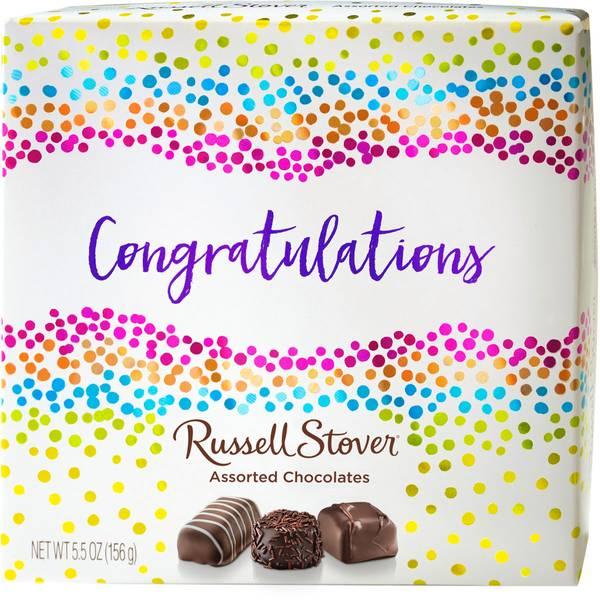 Congratulations Box Assortment Chocolates