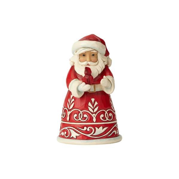 Pint Santa Figurine