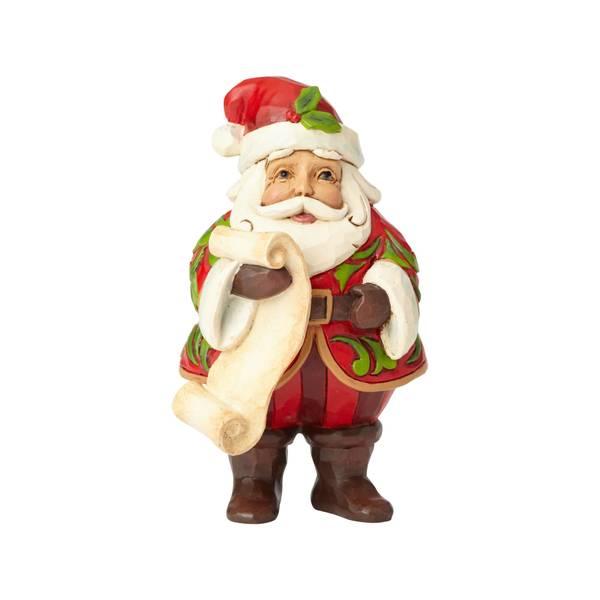 Mini Santa Figurine