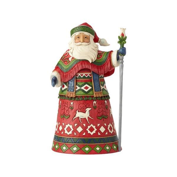Lapland Santa Figurine