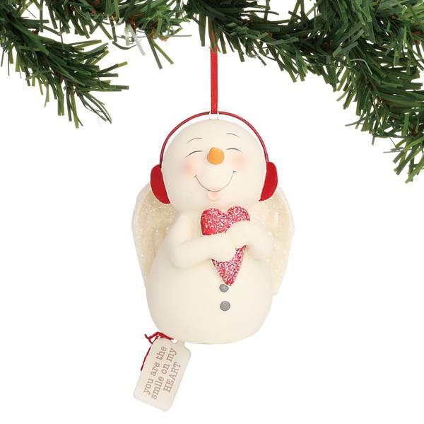 Snowpinions You Are The Smile Ornament