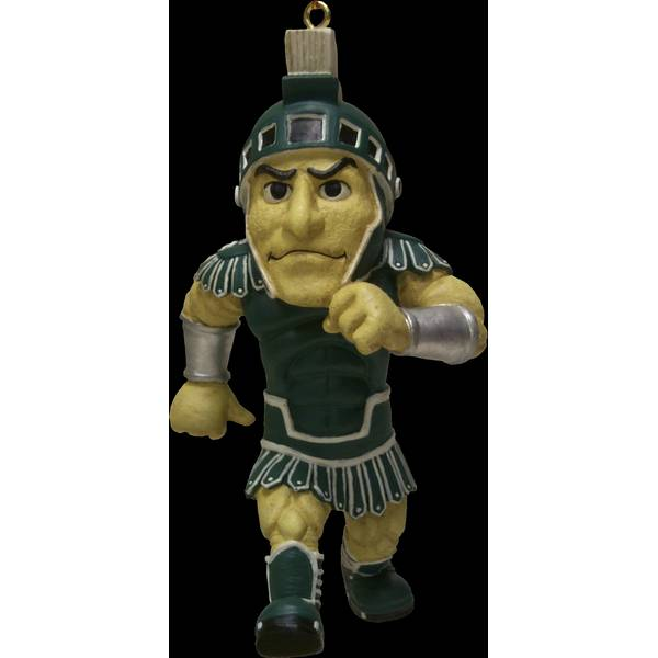 Michigan State Mascot Ornament