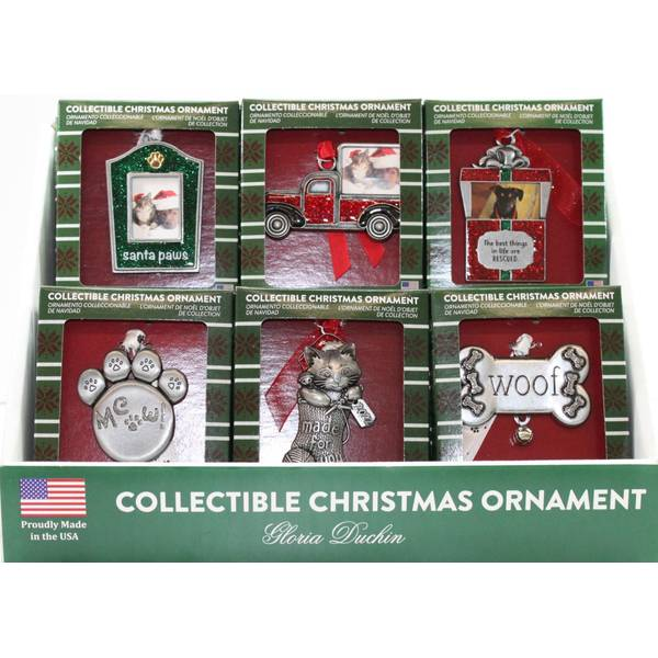 Pet Collectible Ornament Assorted