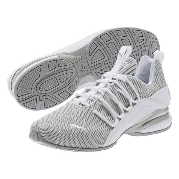 Men's Black Axelion Athletic Shoes