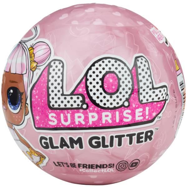 Glitter Doll
