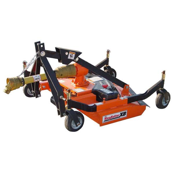 4' Finish Mower Rear Discharge XB