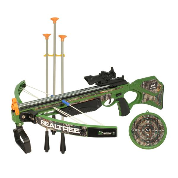 "26"" Toy Compound Crossbow Set"