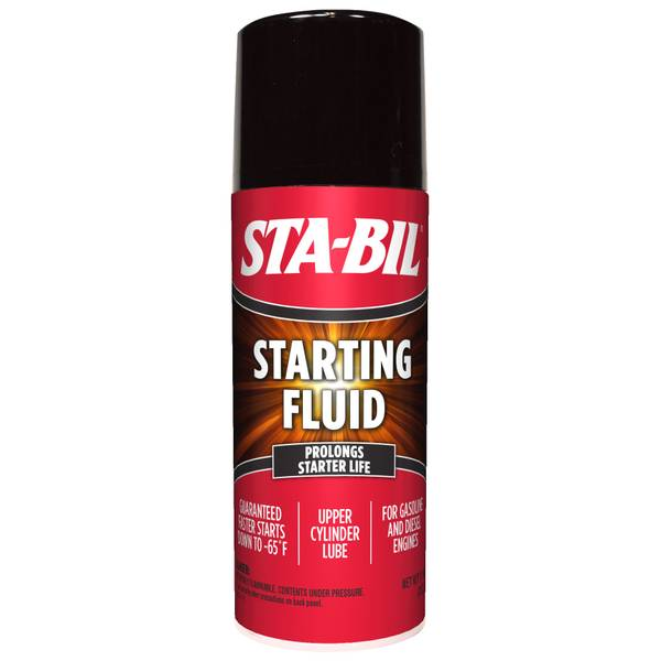 11 oz Starting Fluid