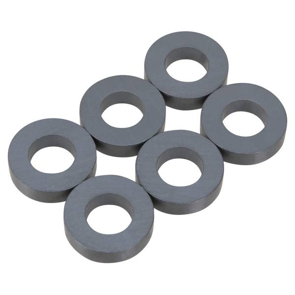 """10 Pieces 1//2/"""" x 1//8/"""" Disc Magnets for Crafts Hobbies School /& Science"""