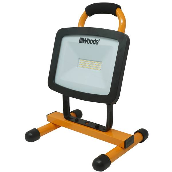 H-Steel Stand Portable LED Work Light