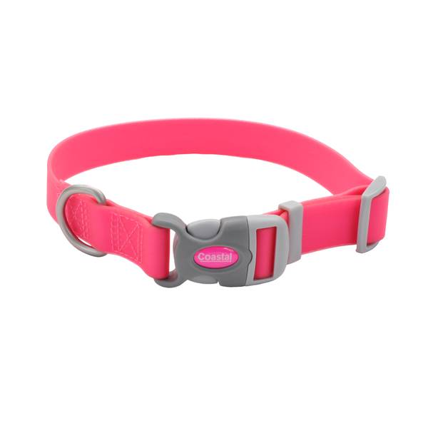 "3/4""x10-14"" Waterproof Fuchsia Collar"
