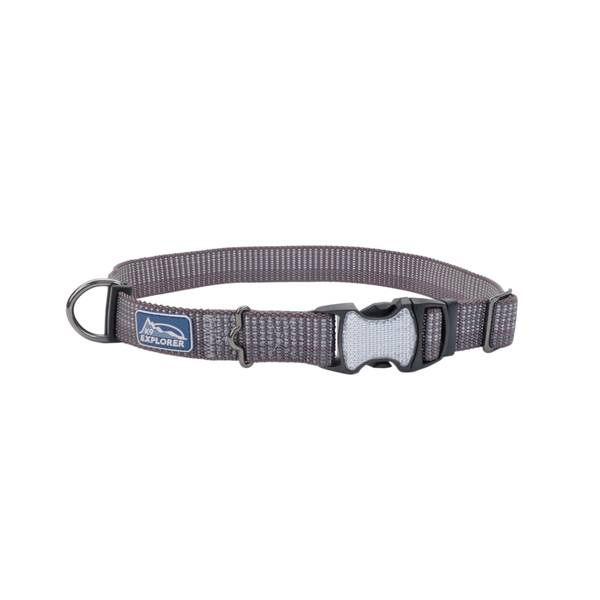 "1""x12-18"" K9 Reflective Mountain Collar"