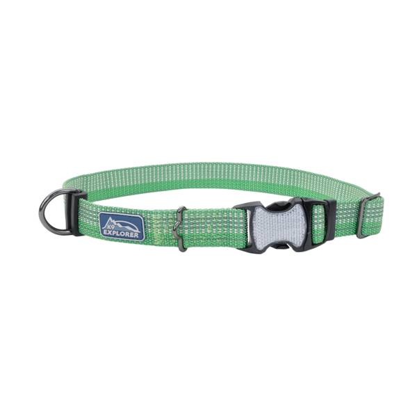 "5/8""x8-12"" K9 Reflective Meadow Collar"