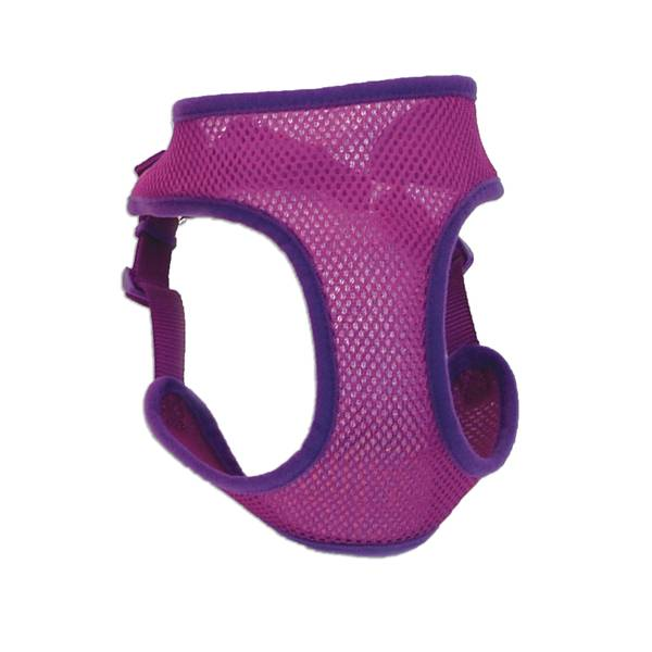 """3/8"""" Comfort Soft Mesh Orchid Harness"""