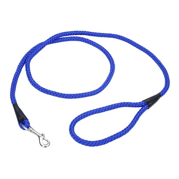 6' Blue Rope Leash
