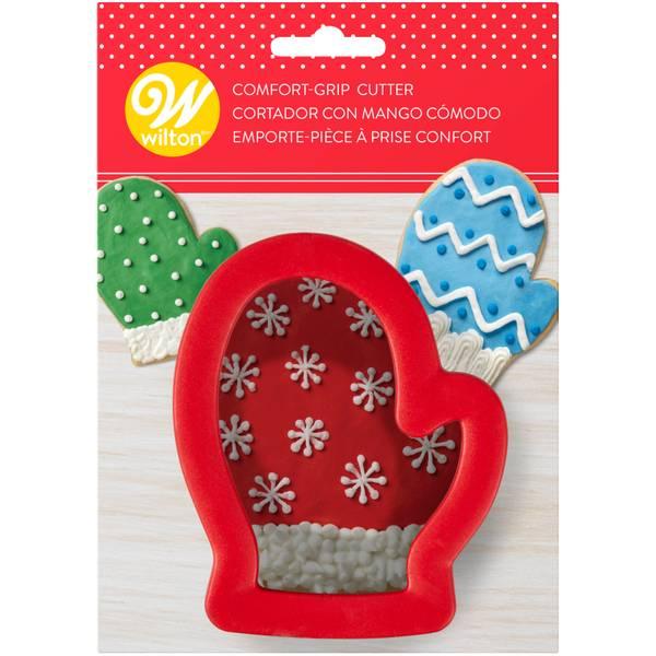 Comfort Grip Mitten Cookie Cutter