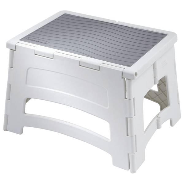 Excellent 1 Step Folding Stool Inzonedesignstudio Interior Chair Design Inzonedesignstudiocom
